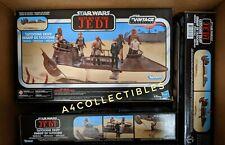 Star Wars TATOOINE SKIFF Vintage Collection TVC Return of The Jedi JABBA NEW