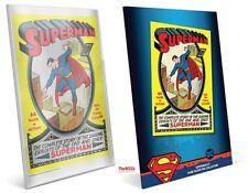 2018 DC COMICS - SUPERMAN #1 - SILVER FOIL 35 GRAMS