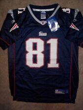 England Patriots Aaron Hernandez Youth Jersey XL Reebok 6edc405c7