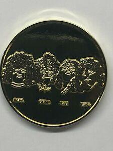 KISS COIN RARE MERCHANDISE FOR AUSTRALIAN TOUR 1980