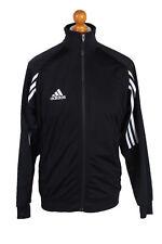 Vintage Adidas Three Stripes Tracksuits Streetwear UNISEX 90s M/L Black - SW2022