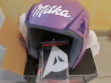 Milka Skihelm von Dainese JM /54---9-11 Jahre