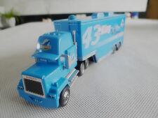 Disney Pixar Cars King Hauler Truck Metall Spielzeugauto Neu Ohne Verpackung