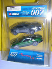 CORGI 1/36 JAMES BOND SET - DIE ANOTHER DAY