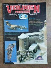 Vintage Verlinden Productions Modeling Magazine Volume 2 Number 4 Masquerade