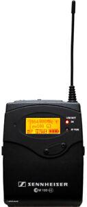 SENNHEISER EK100 EK 100 G3 PORTABLER EMPFÄNGER Frq: 823 - 865 MHz E BAND 1J GEWÄ