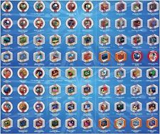 DISNEY INFINITY POWER DISCS 2.0 Marvel Avengers &Originals, works with 2.0 & 3.0
