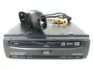 Alpine DVA-5205 Car DVD CD Player Ai-Net Video Audio & Remote (NO WIRE HARNESS)