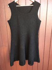 Icelandic hand knit dress , New , Lopa dress size L to XL ,comfy and warm dress