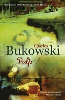 Pulp A Novel by Charles Bukowski 9780753518175 | Brand New | Free UK Shipping