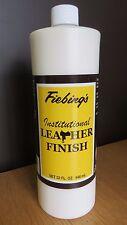 Fiebing institutionnels fini cuir (à base d'eau) 946 ml grand flacon