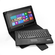 Bluetooth Keyboard Case Cover Touchpad For Microsoft Surface RT Pro Pro 2 10.6""