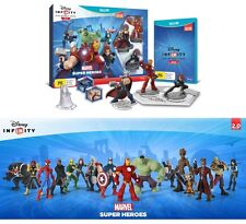 Disney Infinity 2.0 Marvel Super Heroes Starter Pack Video Game Nintendo Wii U