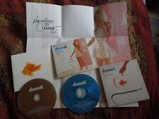 Dannii Minogue All I Wanna Do  RARE x2 CD Single Set + Poster