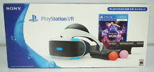 Brand NEW Sony PlayStation VR Worlds Bundle (Discontinued)