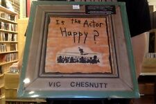 Vic Chesnutt Is the Actor Happy? 2xLP sealed 180 gm vinyl + download