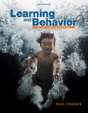 Learning and Behavior: Active Learning Edition (PSY 361 Learning), Chance, Paul,