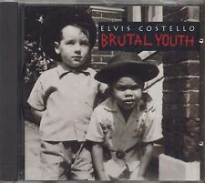 ELVIS COSTELLO - Brutal youth - CD 1994 USATO OTTIEM CONDIZIONI