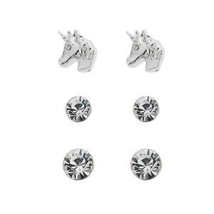 emoji® Unicorn Earrings Set
