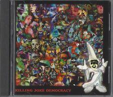 KILLING JOKE /  DEMOCRACY * NEW CD 1996 * NEU *