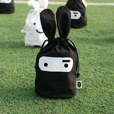 Soft Cotton Multifunction Travel Ninja Rabbit Pouch Laundry Storage Bag Bags