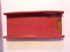 American Flyer Ho,Gilbert Ho,Red Girder Bridge #Ho254 Rare,1939&1940Only!Ex c.Cd!