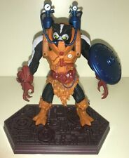 Masters of the Universe Stinkor Staction figure NECA toys loose complete MOTU