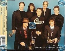 CHICAGO DREAM A LITTLE DREAM OF ME MAXI CD
