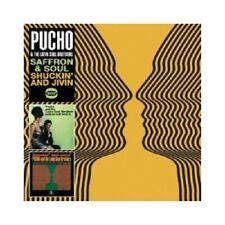 PUCHO&THE LATIN SOUL BROTHERS-SAFFRON&SOUL/SHUCKIN' AND JIVIN' CD POP SOUL NEU