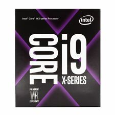 Intel Core i9-7900X Prozessor S2066-BOX 10 x 3,3 GHz LGA 2066