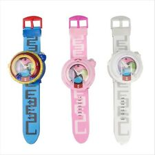 Yokai DX Yo-Kai Wristwatch & 3 Medals Cos Watch Gifts Anime Toy