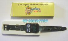 VECCHIO GADGET MULINO BIANCO _ Orologio da polso Acqua Watch (FUNZIONANTE)