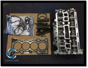 Genuine Ford LZ RS Focus 2.3 Turbo Cylinder Head & Gasket Set. Revised 2016-18