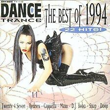 Dance Trance-The best of 1994 Rednex, Snap, Corona, Twenty 4 Seven, Maxx.. [CD]