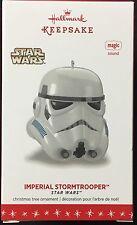 Hallmark 2016 Imperial Stormtrooper Star Wars Magic Sound Ornament - MIB