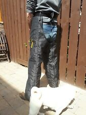 EuroTest Chainsaw Safety Trousers Leg Protectors