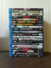 Pick One - Blu-Ray Movies - Action