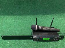 AKG iR SR450 Stationary Receiver + HT 450/D Wireless Microphone & Power Adapter