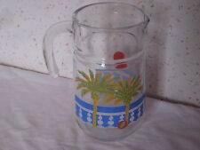 Pichet en verre 1 litre