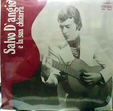 D'ANGIO' SALVO E LASUA CHITARRA LO ZOCCOLARO GRAZIELLA LP 1975 SEALED ITALY