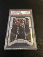 2019 Panini Prizm Zion Williamson #248 PSA 10 Gem Mint New Orleans Pelicans