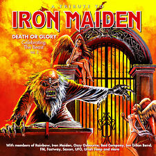 A Tribute to Iron Maiden-Celebrating the Beast volume 2-DIGIPAK-CD - 700025