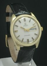 OMEGA SEAMASTER OVERSIZE AUTOMATIC CALIBRE 752 DAY DATE GOLD CAPPED WATCH C1968