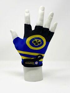 Gammi Sport Club Cycling Gloves, Vintage, Retro Cycling Gloves