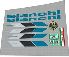 Bianchi Specialissima 1988  DECAL SET