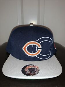 Chicago Bears Mitchell & Ness Snapback Hat