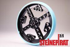 LEGO® 1x 49295c01 (-NEU-) Technic / Rad / Reifen / Liftarm / Pin schwarz 6261593