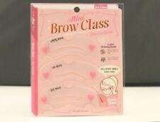 3 Styles Eyebrow Stencil Eye Brow Kit Liner DIY