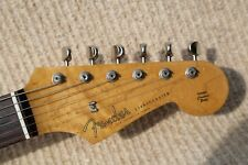 Fender 62 réédition Stratocaster 50th Anniversary Japan
