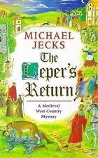 The Leper's Return (Knights Templar), Michael Jecks, Very Good Book